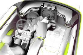 rinspeed rinspeed budii concept based on bmw i3 coming to 2015 geneva motor