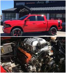 Dodge Ram Truck Generations - 707 hp hellcat powered 2016 ram 1500 built in canada becomes