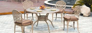 Tuscany Outdoor Furniture by Patio Furniture Four Seasons Nursery