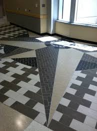specified tile floor covering