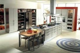 idee cuisine avec ilot ilot cuisine pour manger idee cuisine avec ilot amazing cuisine