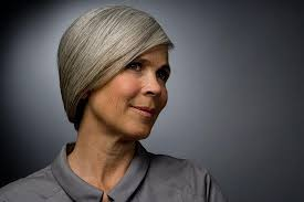 best perm for gray hair pictures of short hairstyles for gray hair lovetoknow