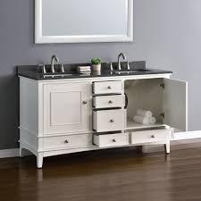60 In Bathroom Vanity Double Sink Cambridge 60