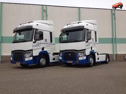 renault trucks t vier renault trucks t voor transportbedrijf r nagel alex miedema