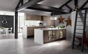 les plus belles cuisines ouvertes delightful exemple cuisine ouverte sejour 1 cuisine mobalpa les
