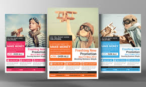 promotional flyers template 10 marketing flyer templates free psd