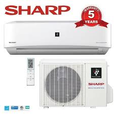 ductless mini split air conditioner 9000 btu sharp 22 seer ductless mini split dc inverter air