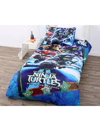 Teenage Duvet Sets Teenage Mutant Ninja Turtles Shadows Duvet Cover Set 49513