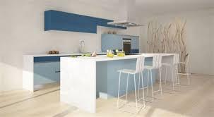 cuisine blanche et bleue wonderful cuisine blanche et bleue 14 tout pour le rangement