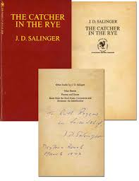Nancy Reagan Signature A J D Salinger Autograph Price Guide Because We Sold The Most