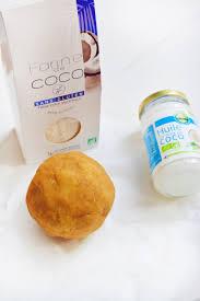 recettes cuisine sans gluten pâte à tarte sucrée à la noix de coco sans gluten sans lactose