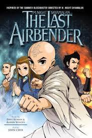 avatar airbender movie book series avatar