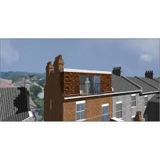 Loft Dormer Windows To Gable Loft Conversion And Dormer Window With Juliet Style
