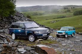 1970 land rover range rover old vs new video autocar