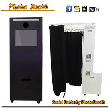 Photo Booth Camera Portable Photobooth Machine Wedding Photo Booth Machine With Led
