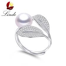 pearl engagement rings online get cheap engagement ring pearl aliexpress com alibaba group