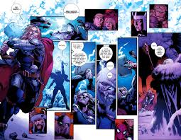 spoilers what the heck did aaron do to odin thor comic vine