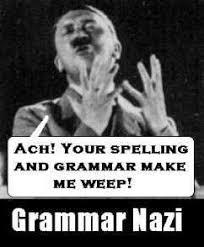 Grammar Meme - grammar meme