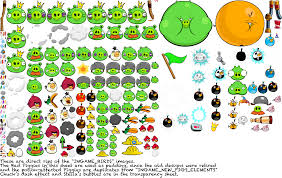 java angry birds purely bitmaps raster graphics