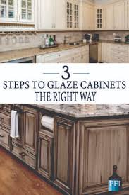 how to darken white cabinets painted furniture ideas 3 steps to glaze cabinets