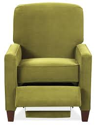 Klaussner Home Furnishing High Leg Contemporary Recliner By Klaussner Wolf And Gardiner