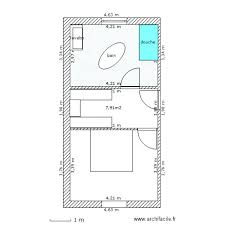 plan chambre awesome plan chambre avec dressing et salle de bain 1 salle de