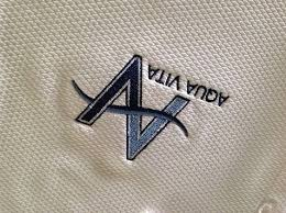 custom embroidery shirts av custom embroidered shirts aqua vita