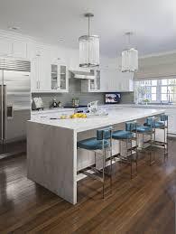 lustre cuisine design cuisines cuisine design retro blanc marbre siege bleu lustre