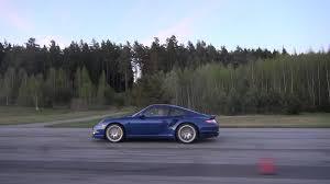 porsche 911 turbo s 997 2nd race bmw m6 coupe vs porsche 911 turbo s 997 2nd race from