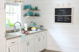 kitchen cottage ideas farmhouse cottage kitchen summer refresh restyle