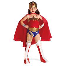 buy wonder women costume for kids childs wonder women costumes