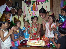 birthday party party