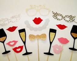 Photo Booth Props For Sale Girls Night Prop Etsy