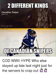 Different Kinds Of Memes - 25 best memes about canadian sniper canadian sniper memes