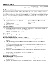 skills and accomplishments resume examples professional combat human resources specialist templates to professional combat human resources specialist templates to showcase your talent myperfectresume