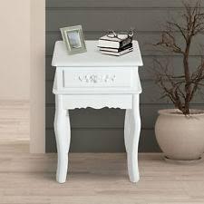 comodini moderni bianchi comodini bianchi moderni in vendita ebay