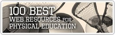 thesis title about physical education top 100 web resources for physical education physical education degree