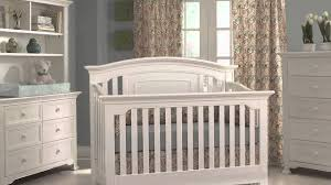 Baby Cribs That Convert To Toddler Beds by Munire Medford Convertible Crib Youtube