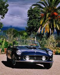 Ferrari California 1960 - ferrari 250 california spyder