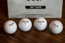 testing official snell golf ball member review thread tour and