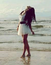 black hair for the beach beach black love summer girl amessofgorgeousness pinterest