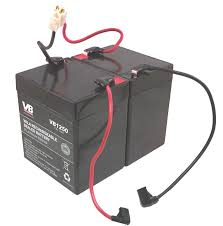 amazon com razor scooter battery 4 5ah 20hr w reset wires for