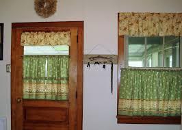 Kitchen Cabinet Curtains Kitchen Door Curtain Ideas