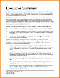 executive summary resume exle executive summary resume sles fresh 6 executive summary exle