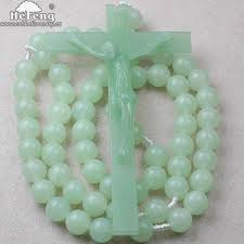 wall rosary big cross glow in the luminous plastic wall rosary buy big