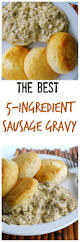 the best 5 ingredient sausage gravy for biscuits video noble pig