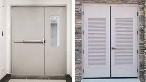 Vented Exterior Door Exterior Door Louvers Metal Photogiraffe Me