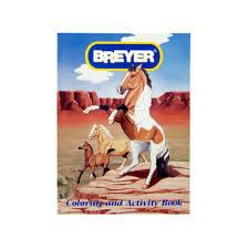 amazon com breyer coloring activity book toys u0026 games