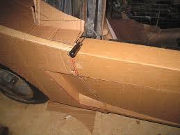 how to mold a fiberglass part page 1 of 1 cardboard to fiberglass rod forum hotrodders
