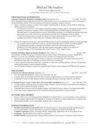 Best Resume Examples For Management Position by Good Resume Examples For Jobs
